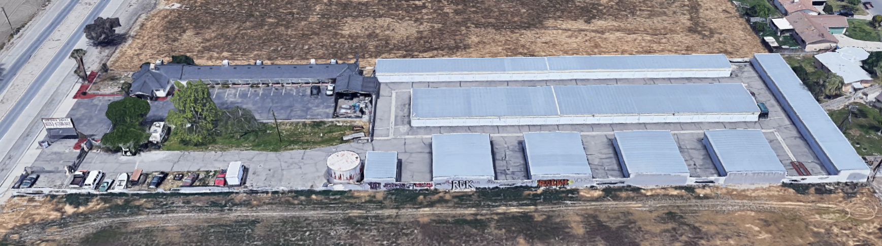 Sierra Vista Mini Storage Gives A Savvy Investor The Opportunity To Acquire  An Underperforming Facility Situated On The Heavily Trafficked Union Ave In  ...