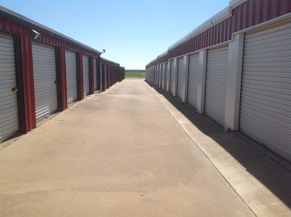 Superbe Rockwall/Fate Self Storage Has A Superior Location With Interstate Highway  (East IH  30) Frontage, Is Highly Visible, Is Expandable, And Is Being  Priced ...